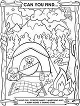 Coloring Camping Pages Summer Crayola Theme Colouring Printable Sheets Printables Preschool Cute Activities Campfire Scouts Books America Boy Pdf sketch template