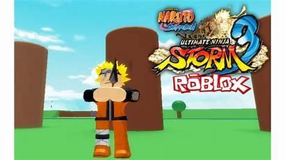 Roblox Naruto Fighting