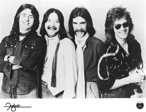 Foghat Channels The Blues And Hops The 'last Train Home