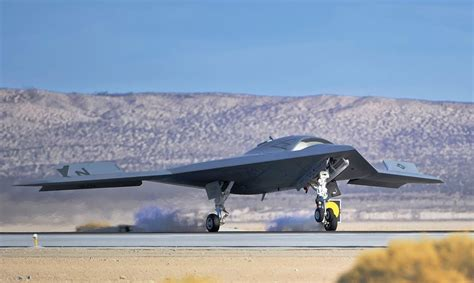 Coming Soon: Russia's Strange B-2 Looking Stealth Drone ...