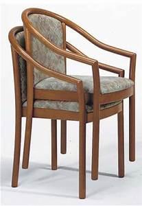 Bequeme Stühle Mit Armlehnen : stuhl mit armlehnen in buche stapelbar f r restaurant idfdesign ~ Markanthonyermac.com Haus und Dekorationen