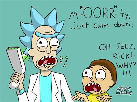 rick and morty fans rick and morty fan art by hirotheziro on deviantart