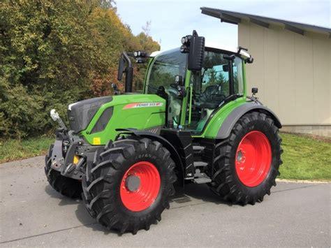 fendt traktor preise fendt 313 vario s4 profi traktor 91249 weigendorf technikboerse