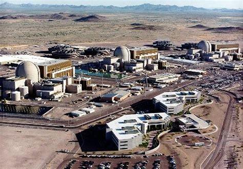 Resultado de imagen de foto de la planta nuclear de palo verde arizona
