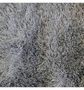 Tapis Descente De Lit : petit tapis shaggy ou descente de lit coloris gris helsinki 100cm ~ Teatrodelosmanantiales.com Idées de Décoration