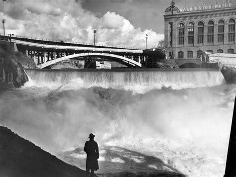 spokane falls history  spokesman review