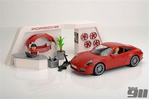 porsche playmobil playmobil porsche 911 carrera s first drive total 911