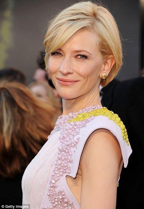 'I'm frightened of plastic surgery': Cate Blanchett says