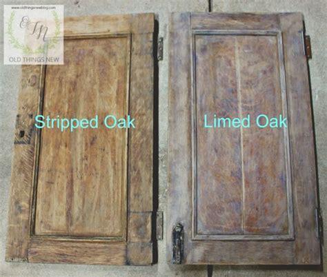 limed oak oak furniture painting oak