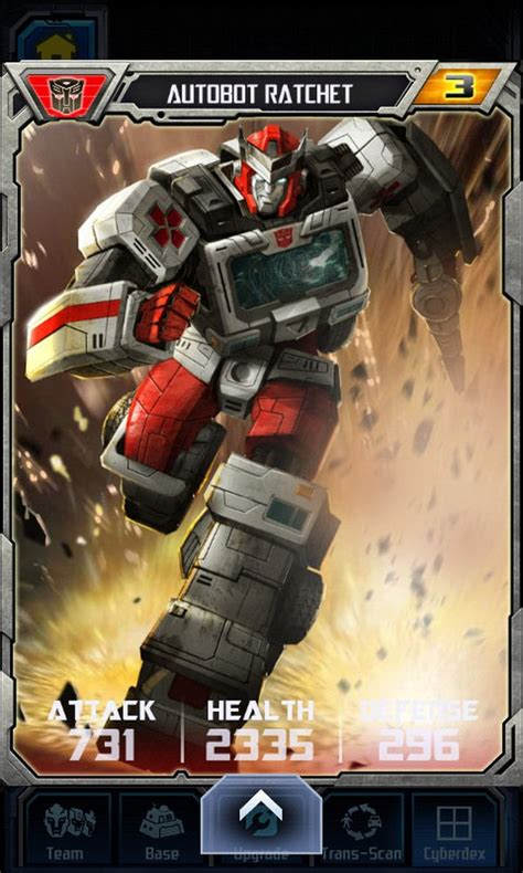 Transformers Legends Mobile Card Game Gallery Over 90