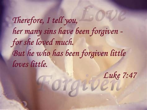 Bible Forgive as You Have Been Forgiven
