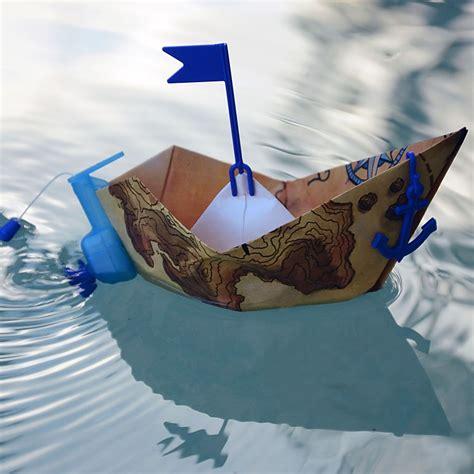 Imagenes De Barcos En Papel by Motor Para Barcos De Papel Powerup Boat