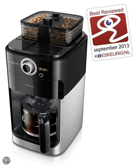 Philips Koffiezetapparaat Grind Brew Hd7761 00 Review by Bol Philips Grind Brew Hd7762 00
