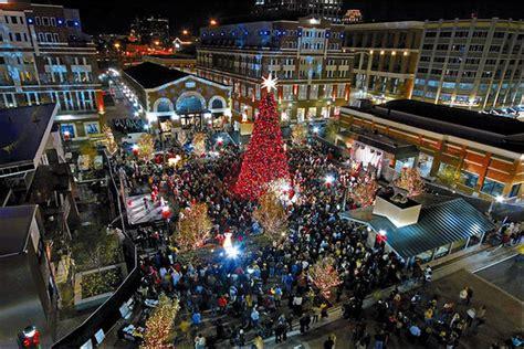 atlantas festive christmases  yore  today