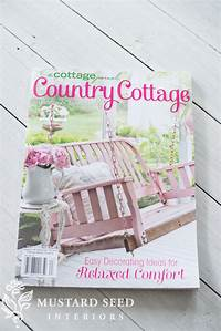 country cottage magazine A & M cross-stitch patterns & Country Cottage magazine ...