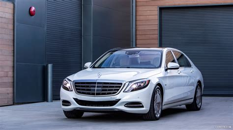 Maybach Wallpaper by 2016 Mercedes Maybach S Class S600 Front Hd Wallpaper 160