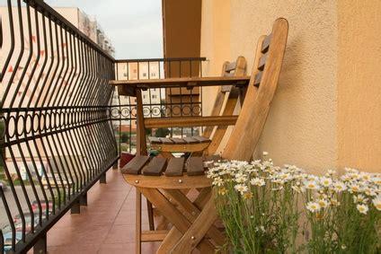 Sessel Für Balkon by Bequeme Balkonm 246 Bel F 252 R Kleinen Balkon