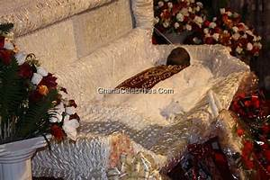 Gc Exclusive  Late Ghanaian Actor Godwin Kotey Lying In