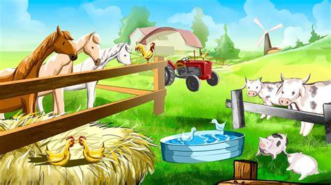Animal Frame Wallpaper - farm animals wallpapers wallpaper cave