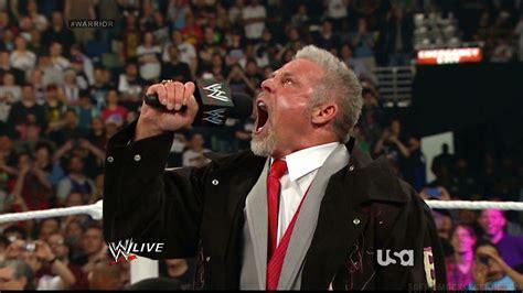 pro wrestling legend ultimate warrior dead