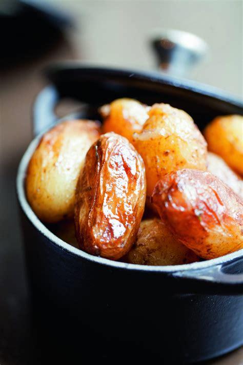 recette de pommes de terre grenailles 224 l ail par alain