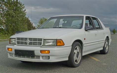 1992 Dodge Spirit Esr/t
