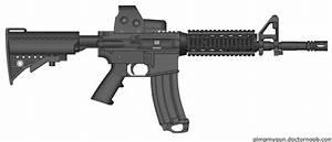 (PMG)M4A1 BF3 by n00bmodders on DeviantArt