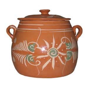 Mexican Olla De Barro Pot