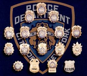 The gallery for --> Nypd Chief Badge
