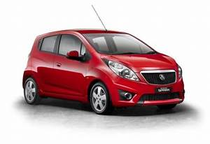 Barina Spark Only As Manual
