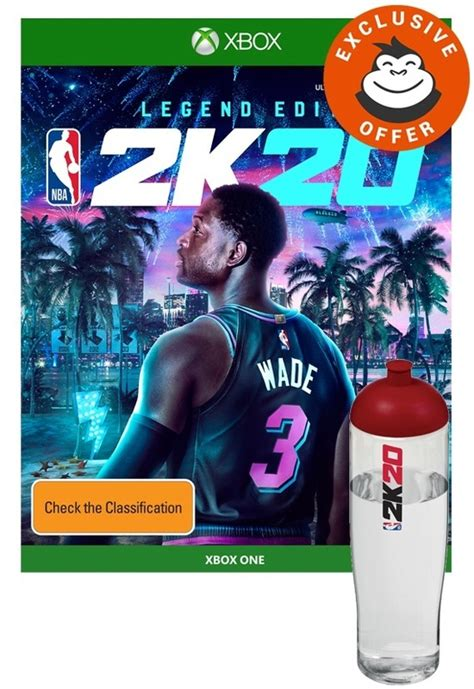 NBA 2K20 Legend Edition | Xbox One | Buy Now | at Mighty ...