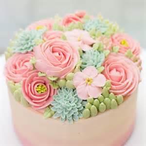 wedding wishes korean fair cake