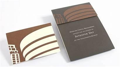 Investor Event Highline Capital Invitation Finance Investment