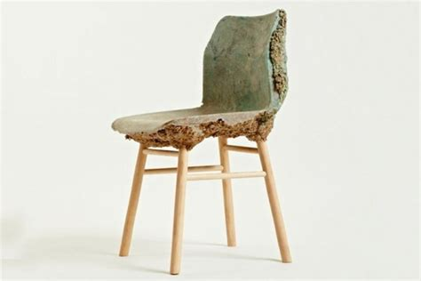 chairs made from wood shavings are rather totally