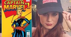 What is Captain Marvel's UK release date? Plus cast, plot ...