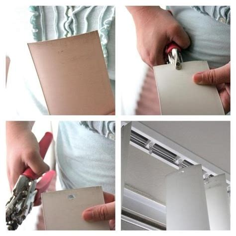 how to fix vertical blinds how to fix your broken vertical blind slats macgyver style