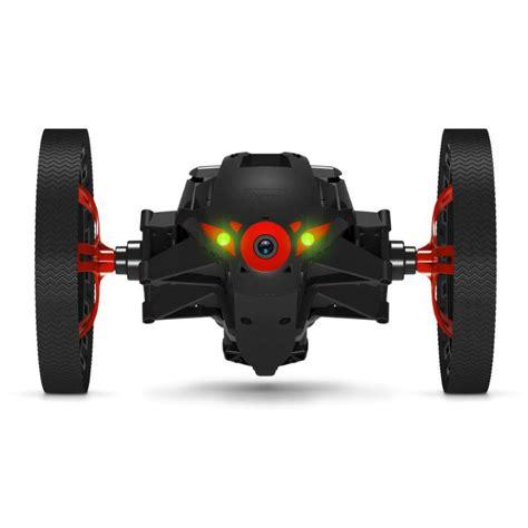 parrot minidrone jumping sumo noir drone parrot sur ldlccom
