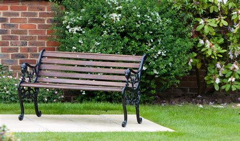 Garden Furniture Seats by Free Images Grass Wood Bench Lawn Seating Seat