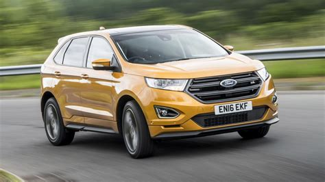 Ford Edge Style Change by 2019 Ford Edge Review Top Gear