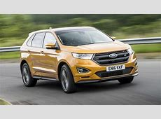 2018 Ford Edge review Top Gear