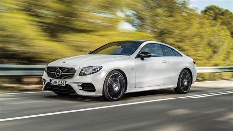 2018 Mercedesbenz Eclass Coupe Imboldn