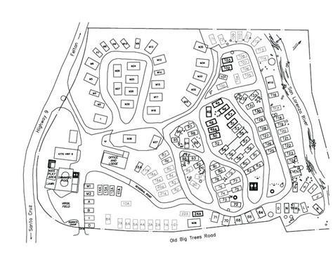 smithwoods rv park map rv family travel atlas