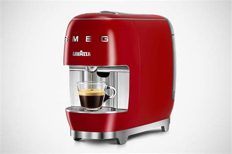 Check out smeg coffee makers for progessional results every morning. Lavazza A Modo Mio SMEG Coffee Machine Oozes With SMEG ...