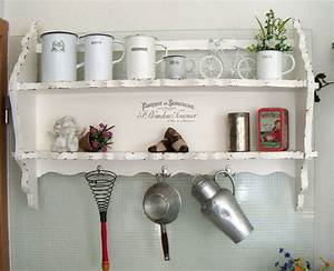 Küche Deko Ikea : wandregal k che wei ~ Michelbontemps.com Haus und Dekorationen
