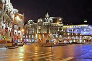 Saint-Petersburg Russia Night