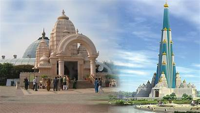 Vrindavan Chandrodaya Mandir Temple