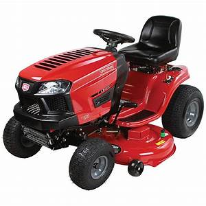 2016 Craftsman Lawn Tractor Line-up