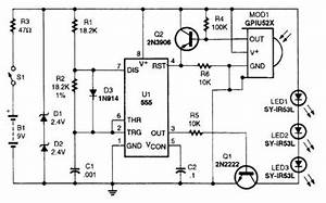 index 3 relay control control circuit circuit With ir extender circuit