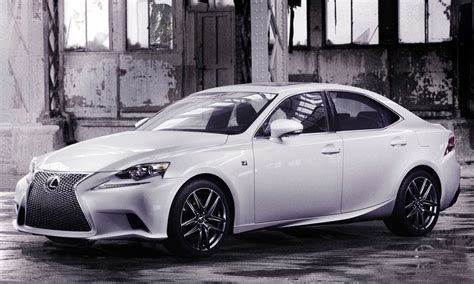 All-new 2014 Lexus Is Sports Car Photos And Details