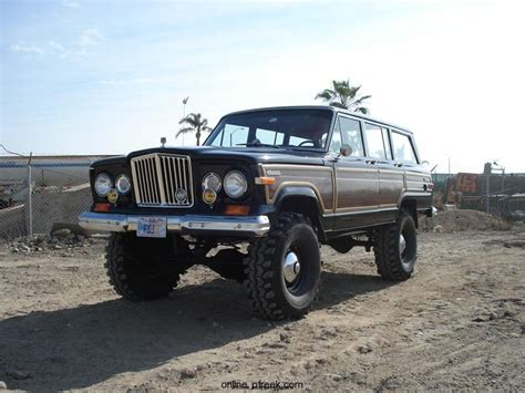 jeep wagoneer lifted jeep gladiator 4 door lifted jeep gladiator related